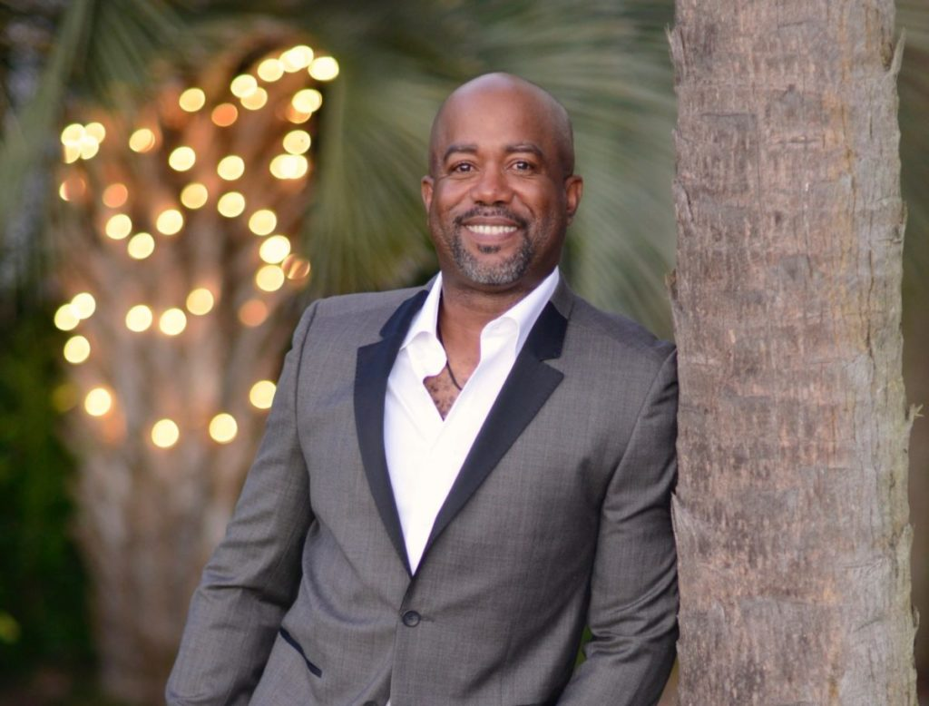 An Evening with Darius Rucker Big Band