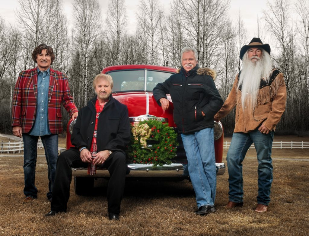 Bourbon Brothers of Colorado Springs Presents The Oak Ridge Boys: Shine The Light On Christmas