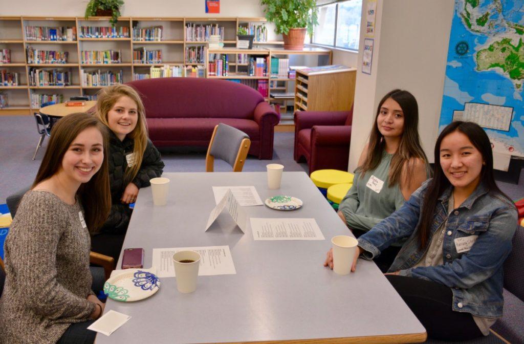 Winter Scholarship Networking Breakfast