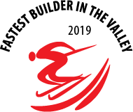 Fastest Builder in the Valley Ski Race