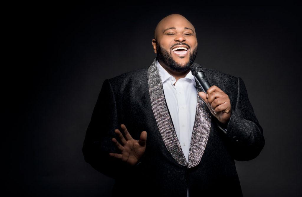 Ruben Sings Luther: An Evening of Luther Vandross starring Ruben Studdard